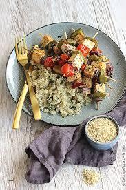 comment cuisiner du tofu comment cuisiner le tofu nature unique brochettes veggie au tofu et