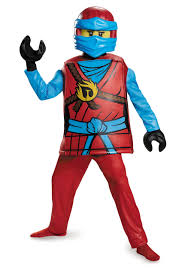 Ninja Halloween Costume Kids Deluxe Ninjago Girls Costume