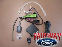 100 security system parts 15 thru 17 f 150 oem genuine ford