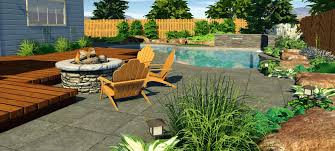 landscaping around above ground pool pictures landscaping around