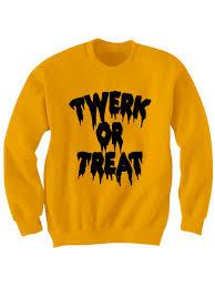 twerk or treat sweatshirt halloween costumes twerk shirt funny