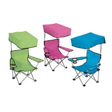 Beach Chair Umbrella Set Kids U0027 Canopy Chair Color Will Vary Blue Pink Or Green Sport