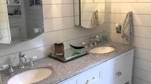 budget bathroom remodel bella tucker decorative finishes youtube