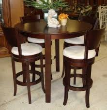 bar top table and chairs high top bar table sets foter