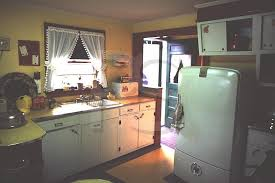 fifties kitchen home decor and interior design