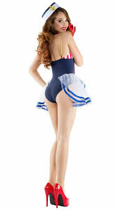 halloween sailor costume fashion sailor sweetie costume n12904