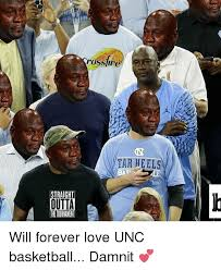 Unc Basketball Meme - straight outta the tournament rossfire ar heels will forever love