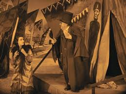 The Cabinet Of Dr Caligari Analysis Das Cabinet Des Dr Caligari Masters Of Cinema Review Blu Ray