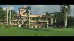 donald trumps mar a lago resort at christmas youtube