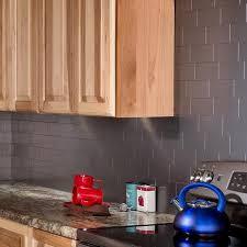 kitchen backsplash stainless backsplash sheets metallic wall
