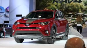 toyota rav4 trd toyota shows 2 trd sport editions in chicago wkbn com