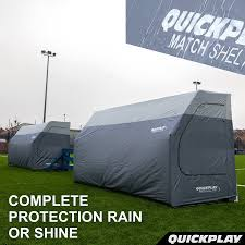 amazon com quickplay portable soccer team shelter cover only