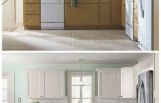 diy kitchen island using base cabinets