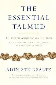 steinsaltz talmud the essential talmud by adin even israel steinsaltz