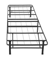 twin size 14 inch high metal platform bed frame greenhome123