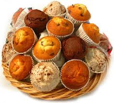 muffin basket delivery muffins valente bakery supplies new york