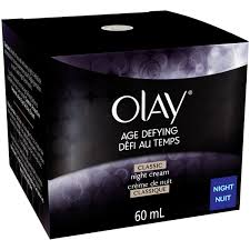 olday home decor olay age defying classic night cream face moisturizer 2 0 oz