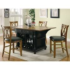 stationary kitchen island with seating kitchen islands carts you ll wayfair