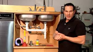 How To Fix A Dripping Faucet Kitchen How To Repair A Leak Under The Sink Home Sweet Home Repair Youtube