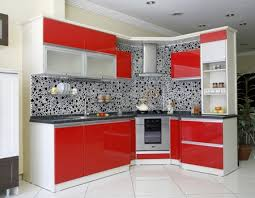 kitchen design in red and white christmas ideas free home