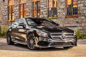 best mercedes coupe the best all wheel drive coupes