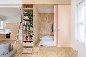 Small Space Bedroom Ideas by Delectable 50 Plywood Apartment Decor Design Decoration Of 135