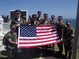 Guam Flag Bromley U0027s Caleb Maurer 15 U0027young Marine Of Year U0027 Participated