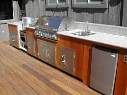 stainless steel cabinets for outdoor kitchens outdoor kitchen doors designs appliances breathtaking stainless