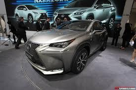 lexus cars 2014 auto china 2014 lexus nx gtspirit