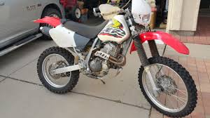 1998 xr400 motorcycles for sale