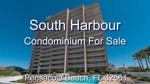 south harbour condo 3 d for sale in pensacola beach sold youtube