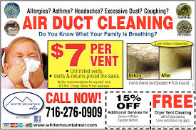 duct cleaning white mountain air buffalo ny