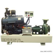 motor pumps series gmp 2105 e2 power generators production ferrara