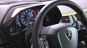 lamborghini aventador interior the lamborghini aventador s interior design video dailymotion