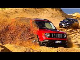 jeep eagle 2016 new jeep renegade and cherokee night eagle 2016 off road test jeep