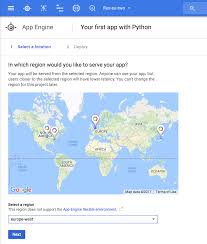 Google Map Europe by Google Cloud Platform Blog Google App Engine Flexible Environment