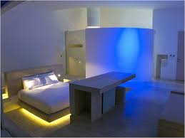 blue bedroom lights home design inspirations