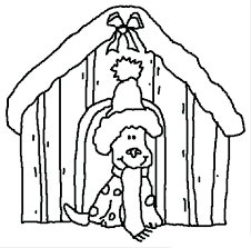 coloring pages of dog u2013 world of craft