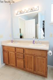 new bathroom countertops