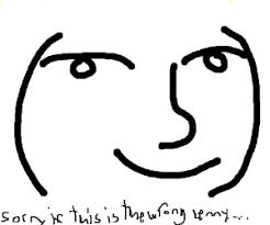 Lenny Meme - lenny face