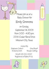 baby shower cards get free template special baby shower invitation wordings baby