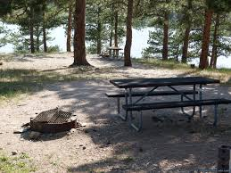pinewood reservoir campground camping review camp out colorado