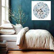 chambre bleu et blanc bleu canard chambre chambre bleu canard et blanc deco chambre