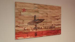 california wood california republic 30 x 50 wood the chivery