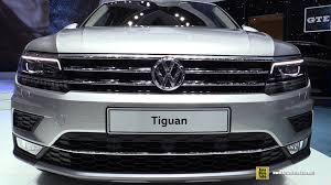 volkswagen tiguan 2016 interior 2016 volkswagen tiguan 2 0tsi 4motion exterior and interior