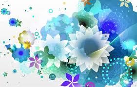 Blue Flower Backgrounds - blue flowers background 29 hd wallpaper hdflowerwallpaper com