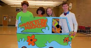 Scooby Doo Gang Halloween Costumes Halo Organizes Halloween Costume Contest U2013 Totem