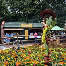2017 epcot flower and garden festival the smokehouse barbecue