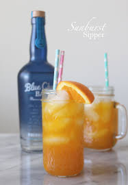 Blue Chair Bay Rum Drinks Tropical Cocktail With Blue Chair Bay Rum Treats And Trends