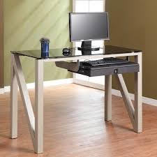 Recessed Monitor Computer Desk Best 25 Small Computer Desk Ikea Ideas On Pinterest Ikea Study